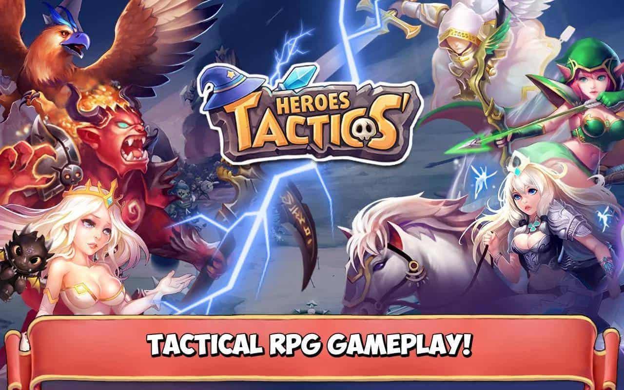 Hero Tactics
