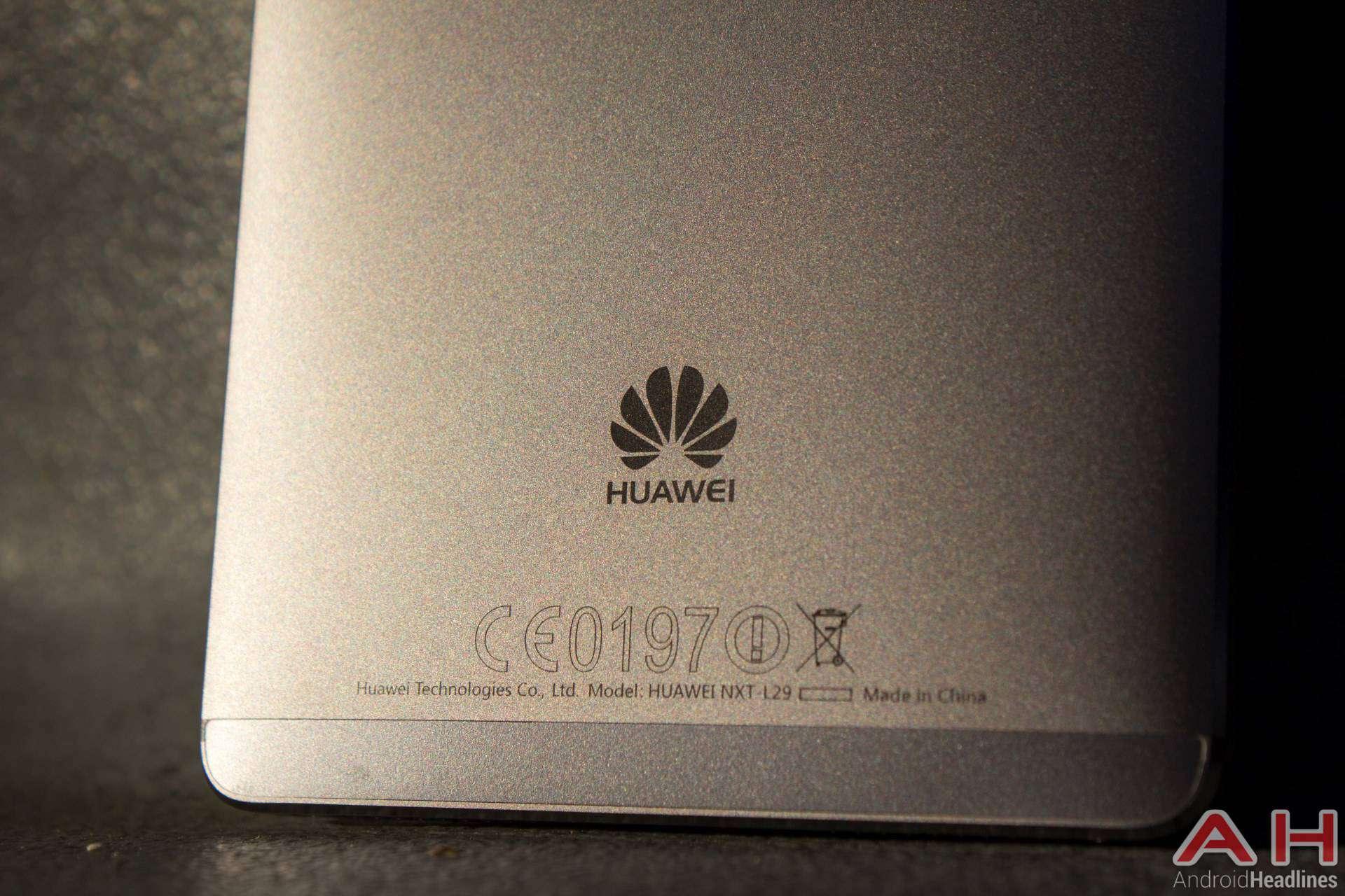 Huawei Mate 8 AH NS logo 2
