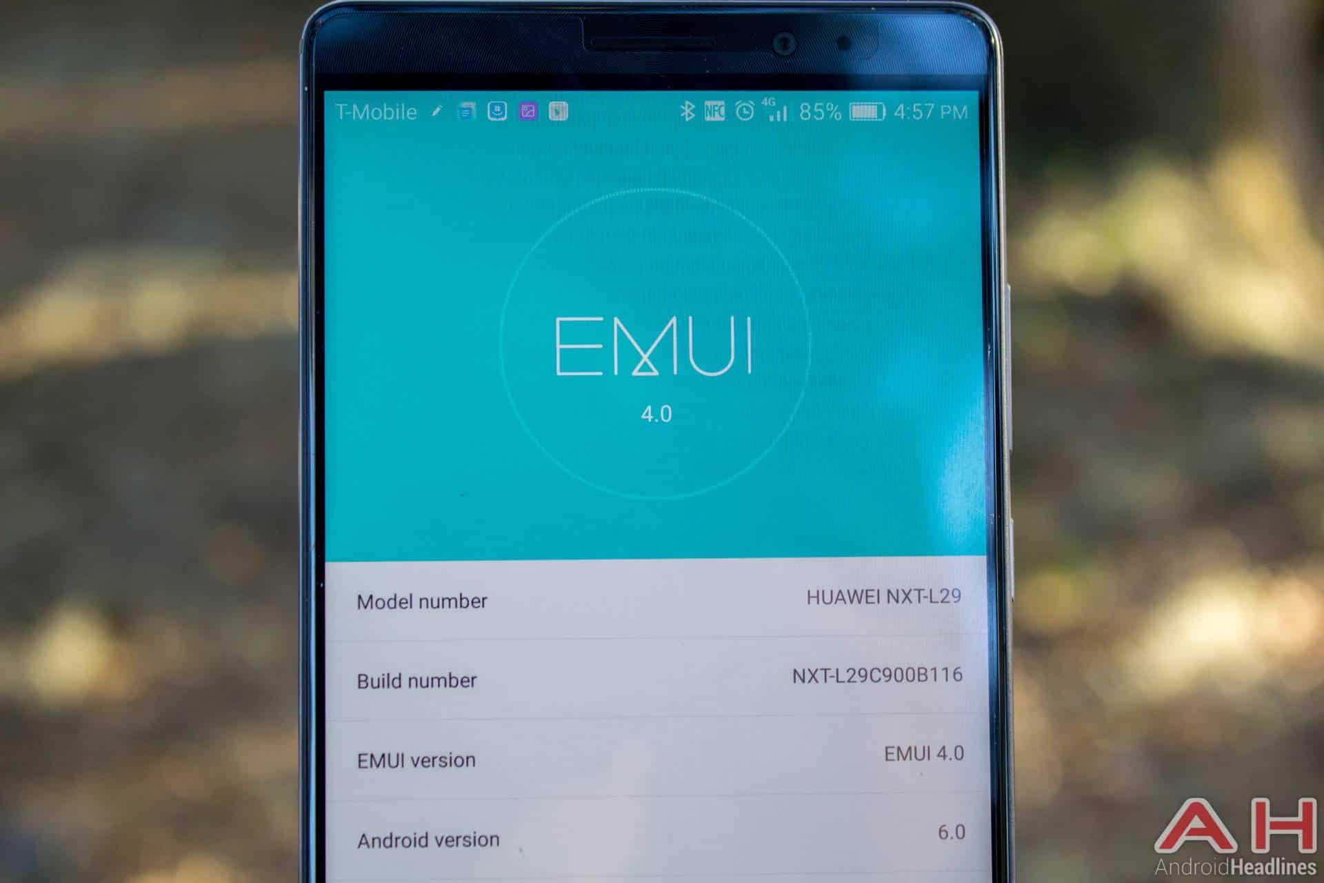 Huawei-Mate-8-AH-NS-software