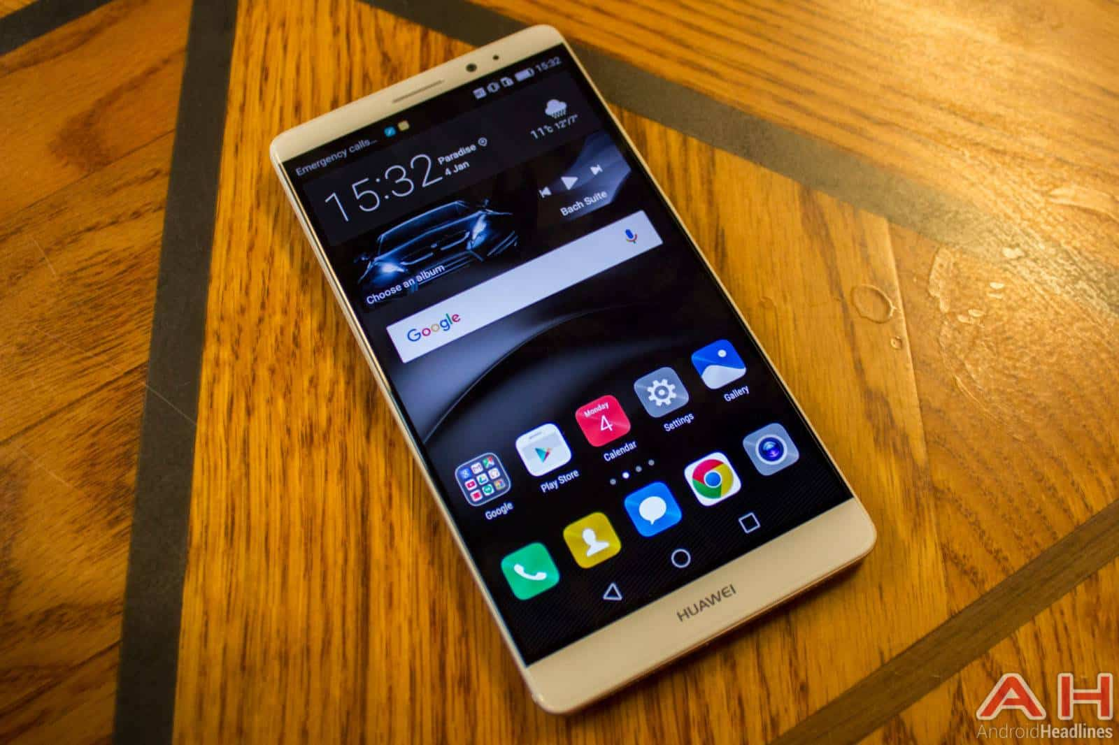 Huawei Mate 8 CES 2016 AH 1