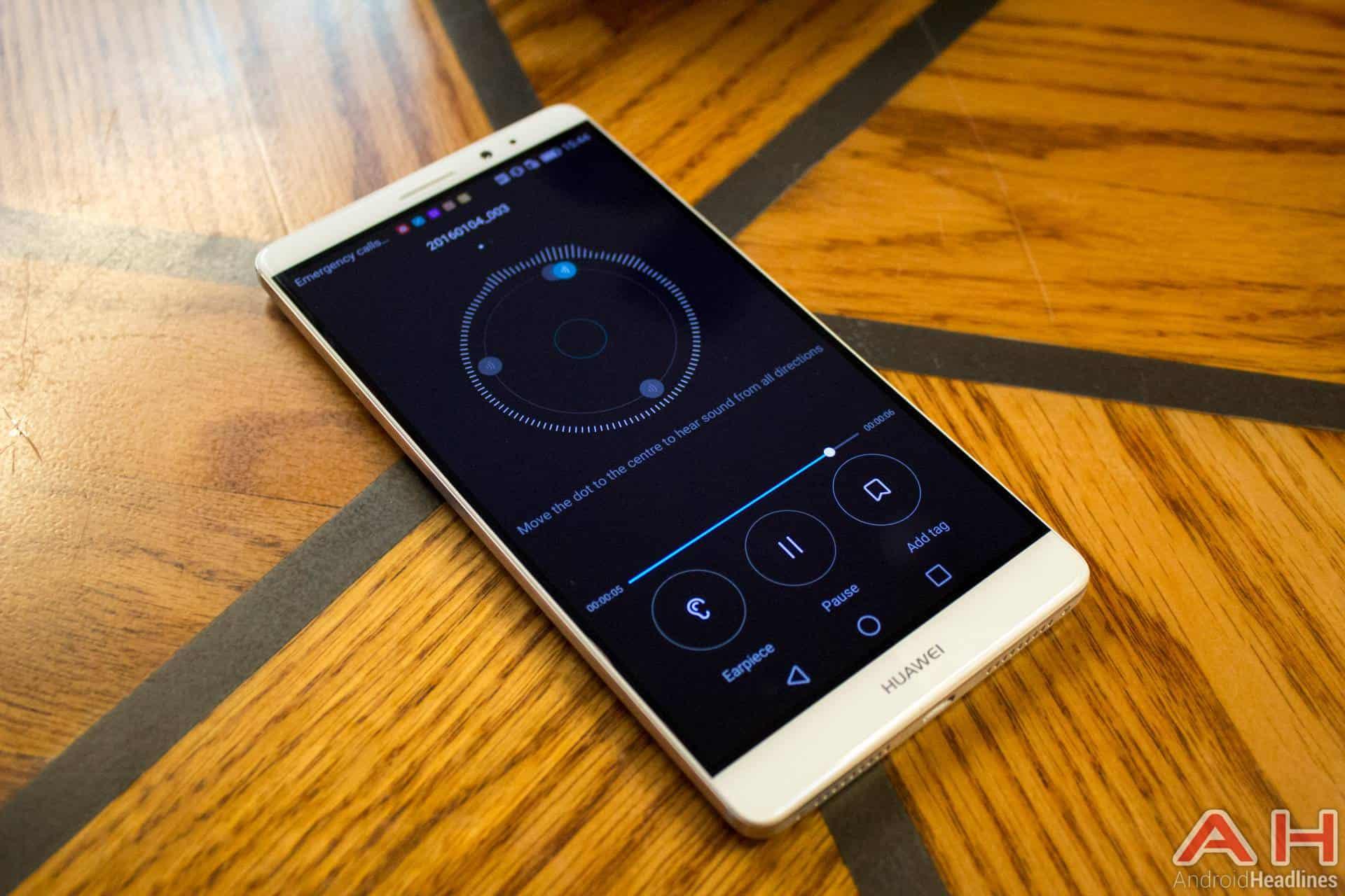 Huawei Mate 8 CES 2016 AH 10