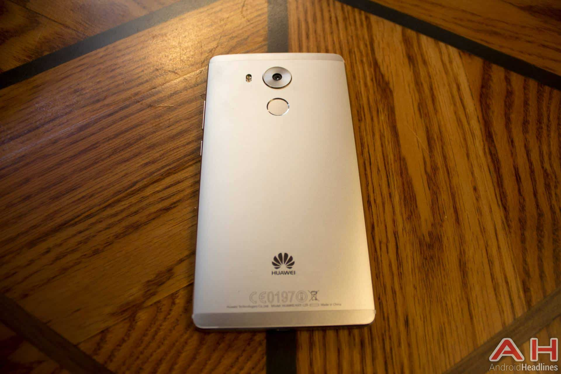 Huawei Mate 8 CES 2016 AH 12