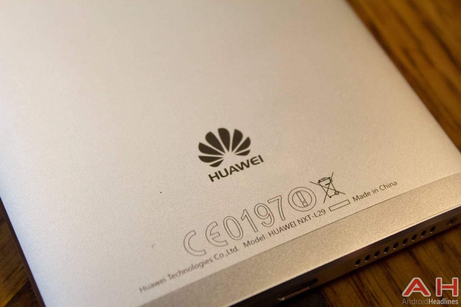 Huawei Mate 8 CES 2016 AH 13