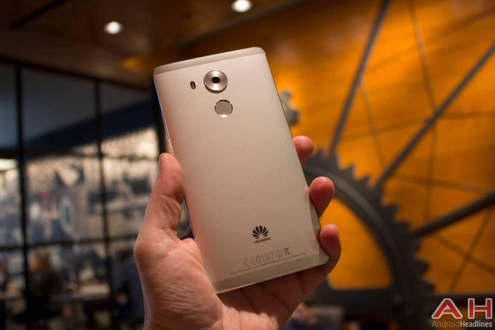 Huawei Mate 8 CES 2016 AH 19
