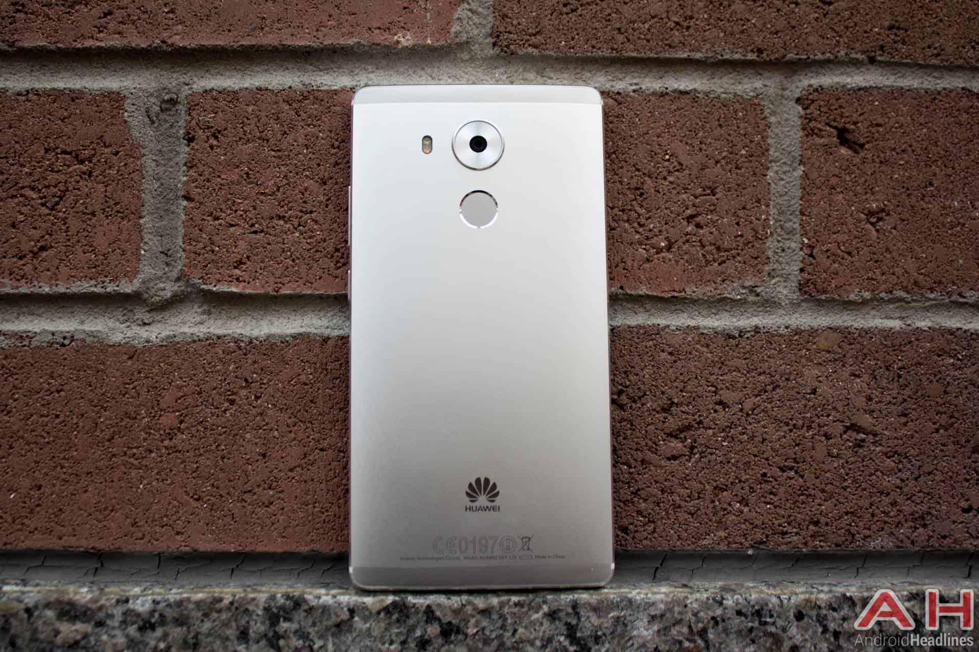 Huawei Mate 8 CES 2016 AH 23