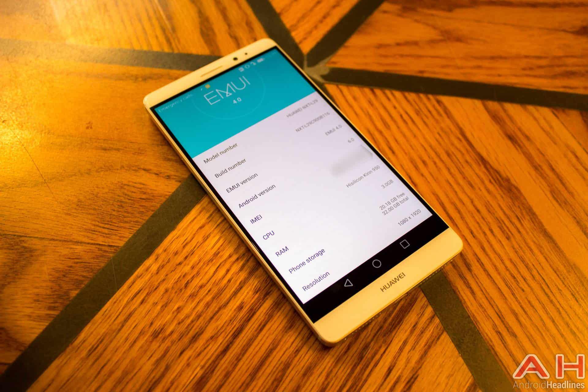 Huawei Mate 8 CES 2016 AH 6