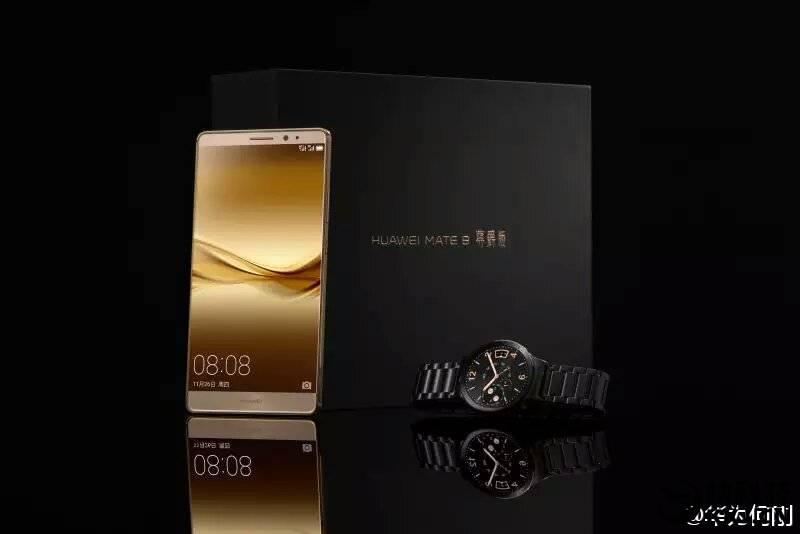 Huawei Mate 8 Supreme Edition_3