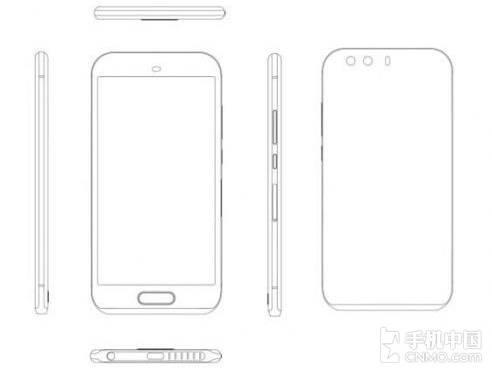 Huawei P9 design leak_1