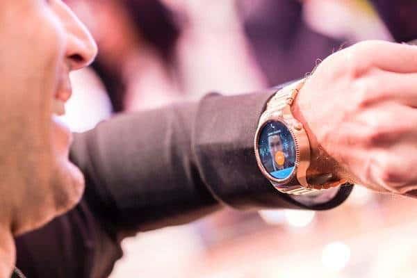 Huawei Watch Calls