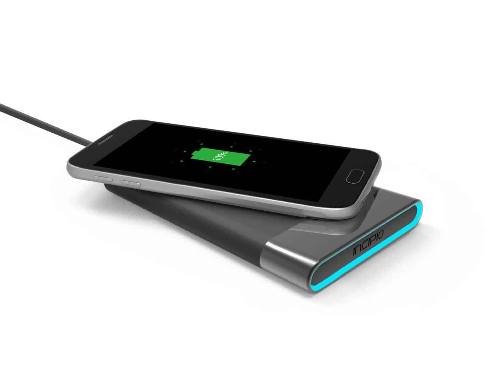 Incipio_15WQi Ghost Wireless Charging Pad