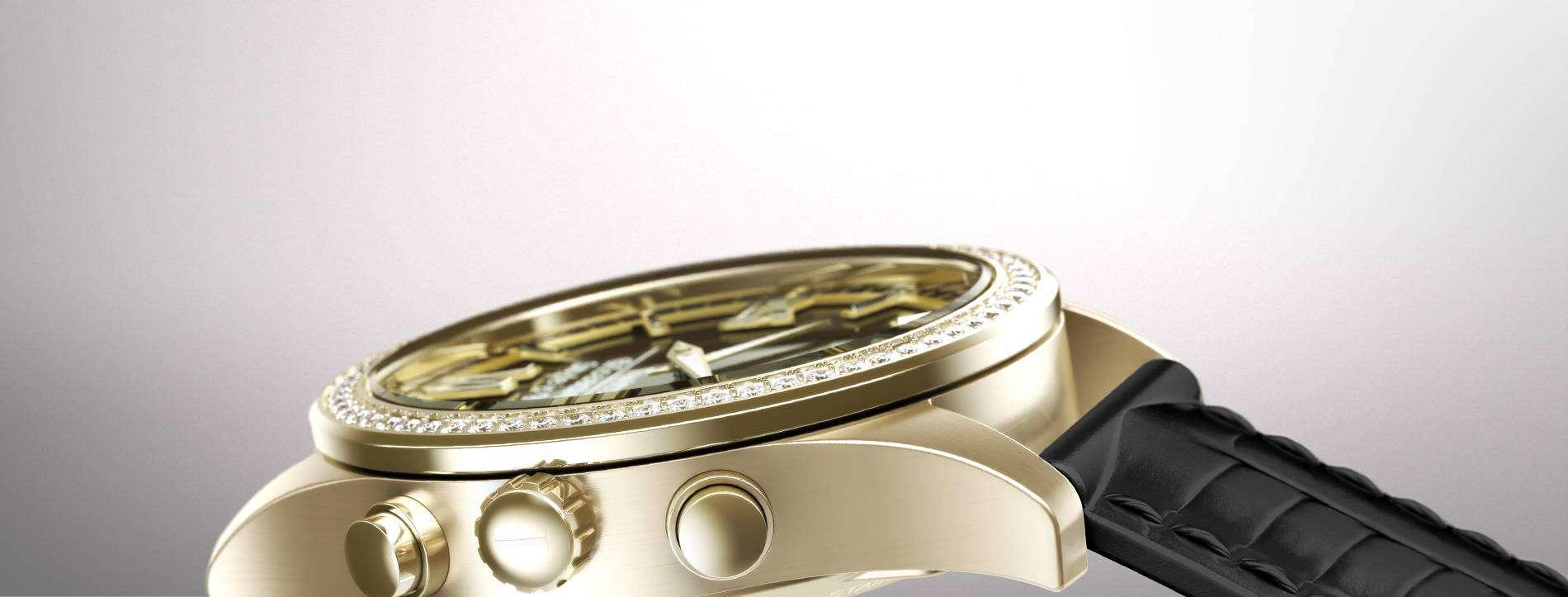 Isaac Mizrahi Smartwatch 8