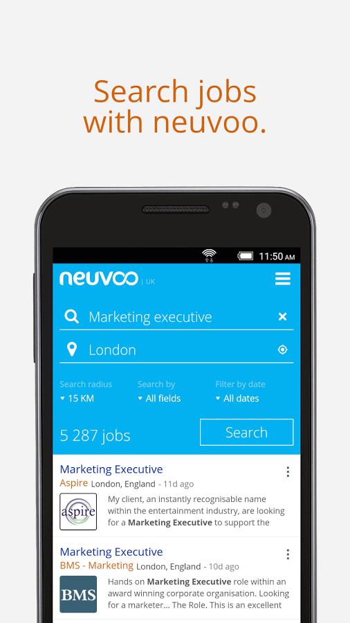 Job Search Neuvo
