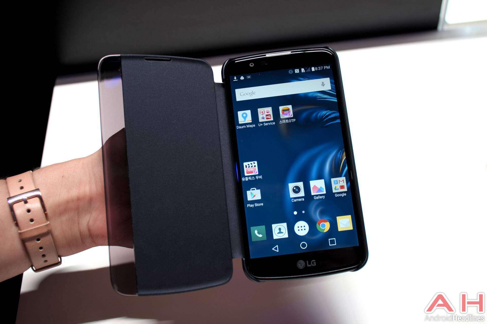 Дисплей LG K10 LTE