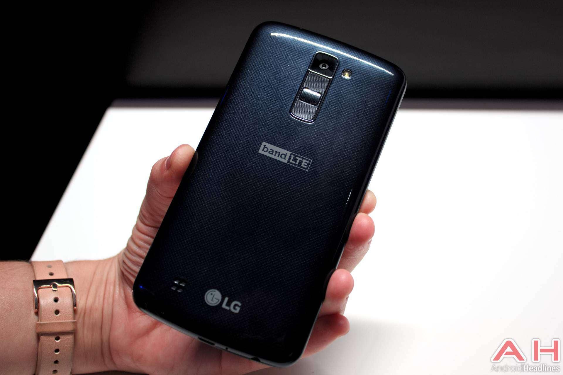LG K10 Hands On AH 6