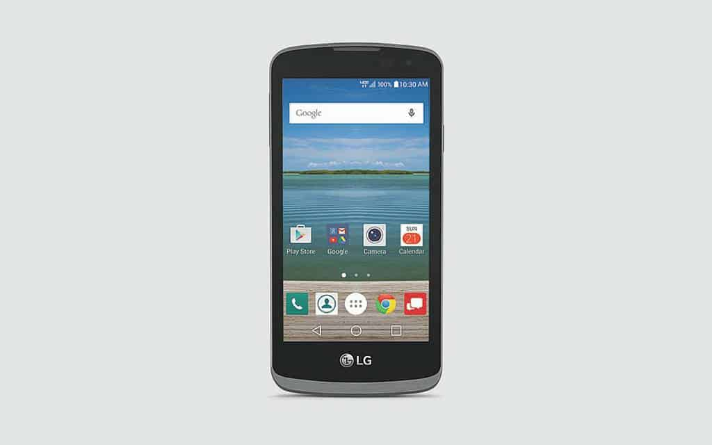 LG Optimus Zone 3 Verizon Official Render KK