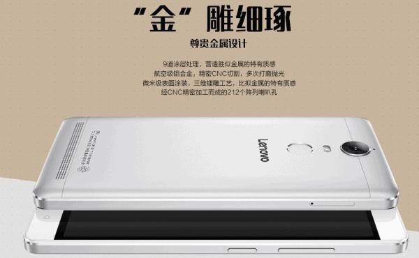Lenovo K5 Note 9