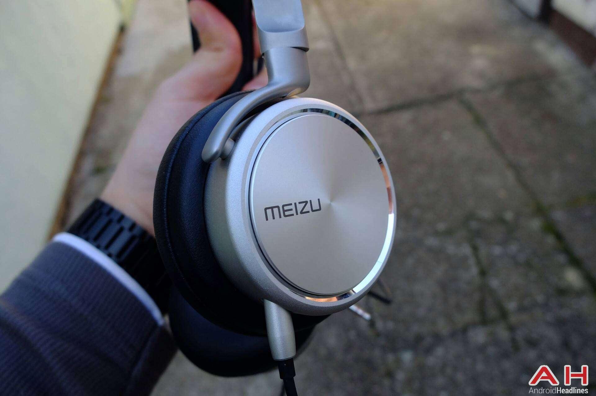 Meizu HD50 headphones AH 35