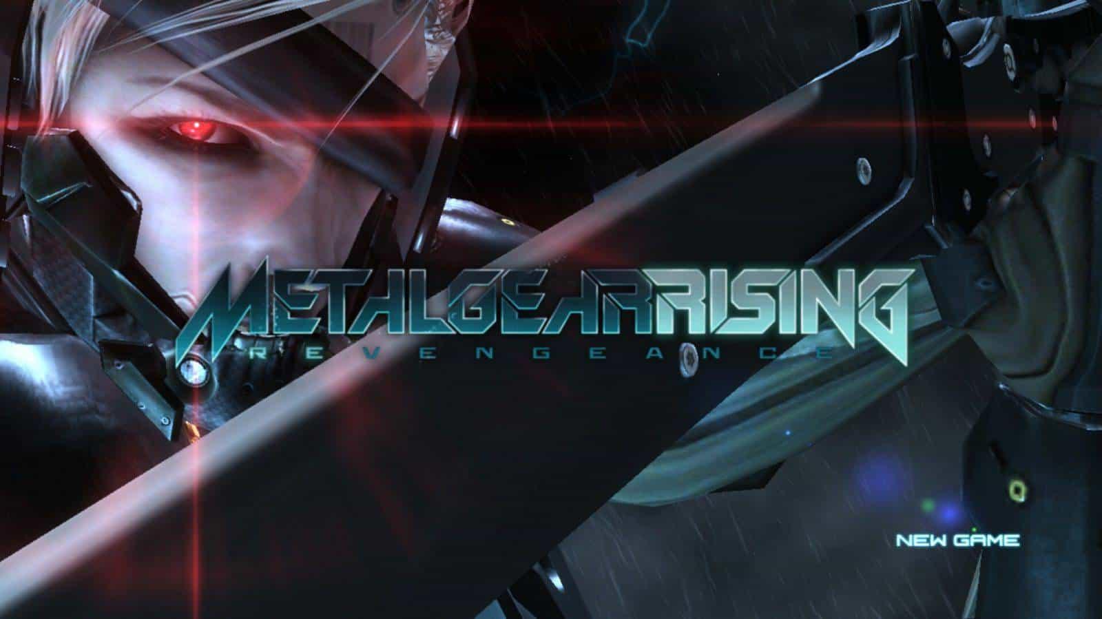 Metal Gear Rising- Revengeance SHIELD 01