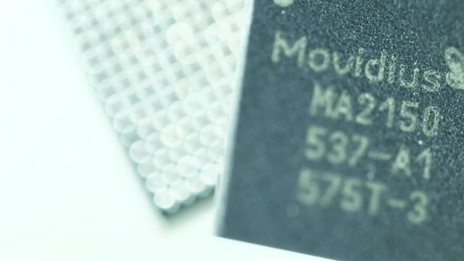 Movidius Chip