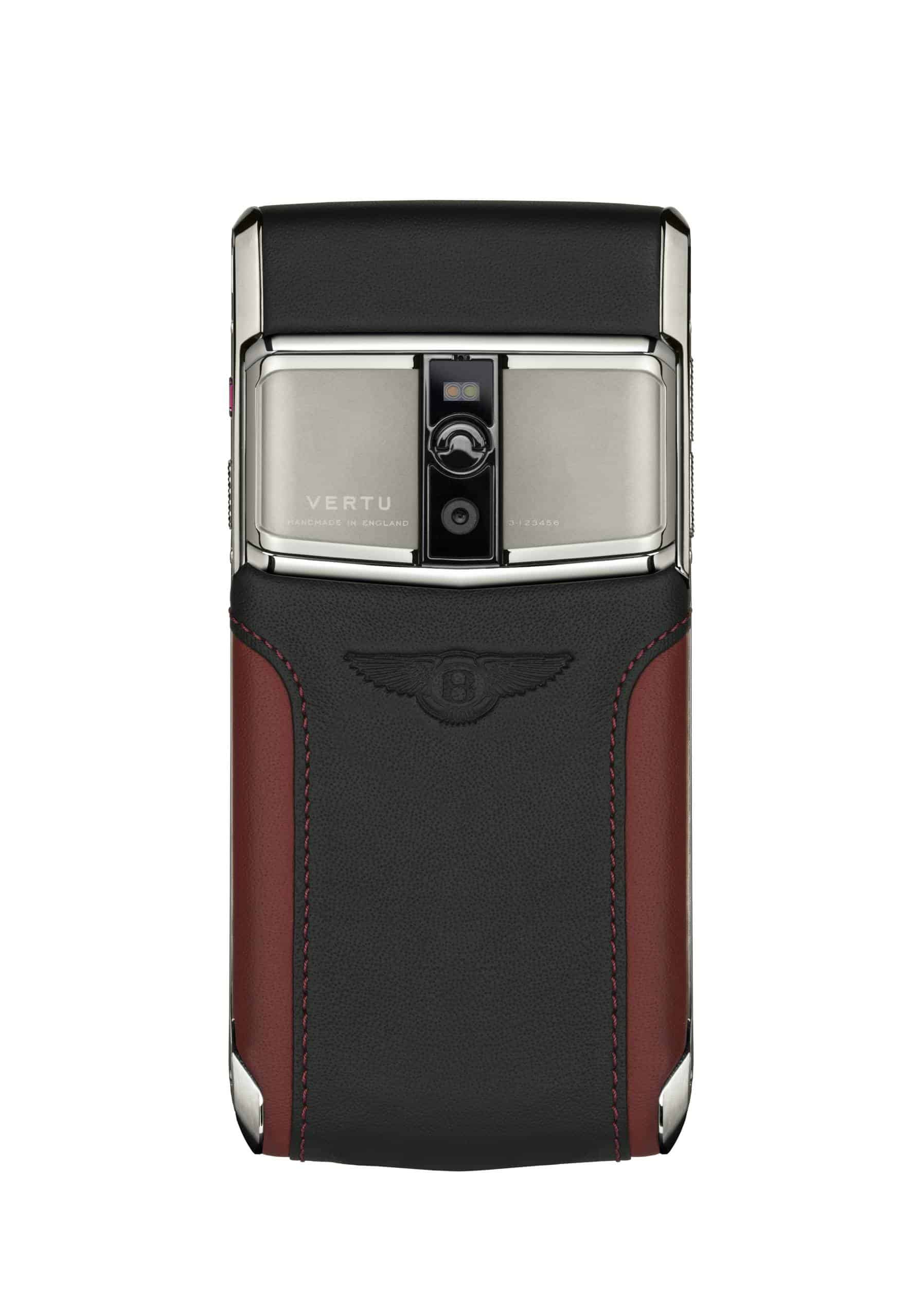 New Signature Touch for Bentley phone launched 11