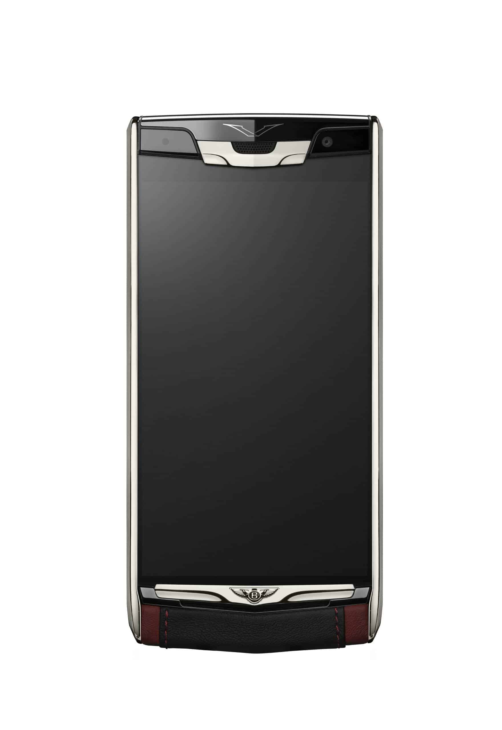 New Signature Touch for Bentley phone launched 7