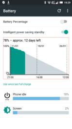 Oukitel K1000 Screenshot Battery 1