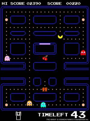 PAC-MAN with Moff Band