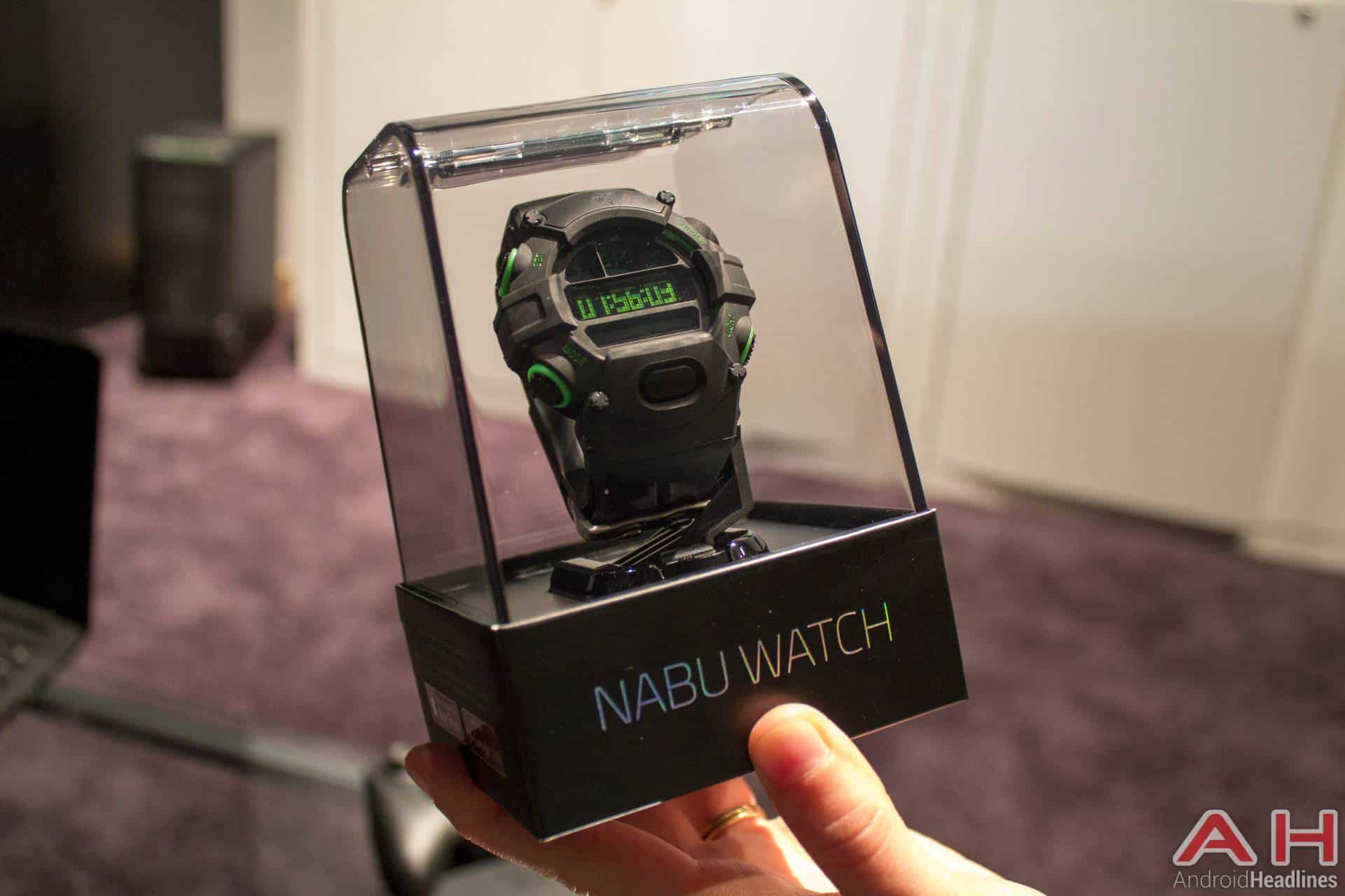 Razer Nabu Watch AH 10