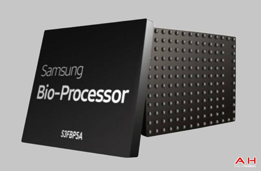 Samsung Bio Processor cam AH