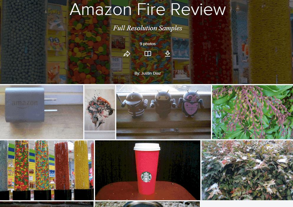 Amazon Fire Camera samples
