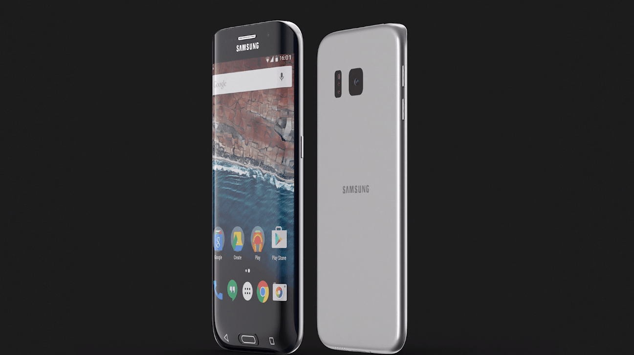 Galaxy S7 Concept