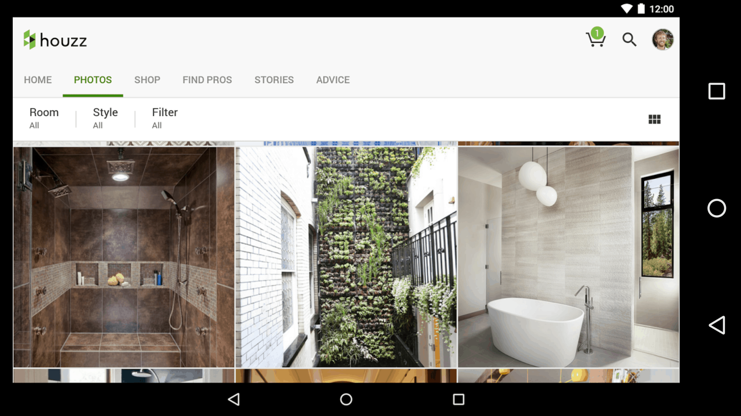 Houzz Interior Decorating App Gets Sketch Feature | Android News