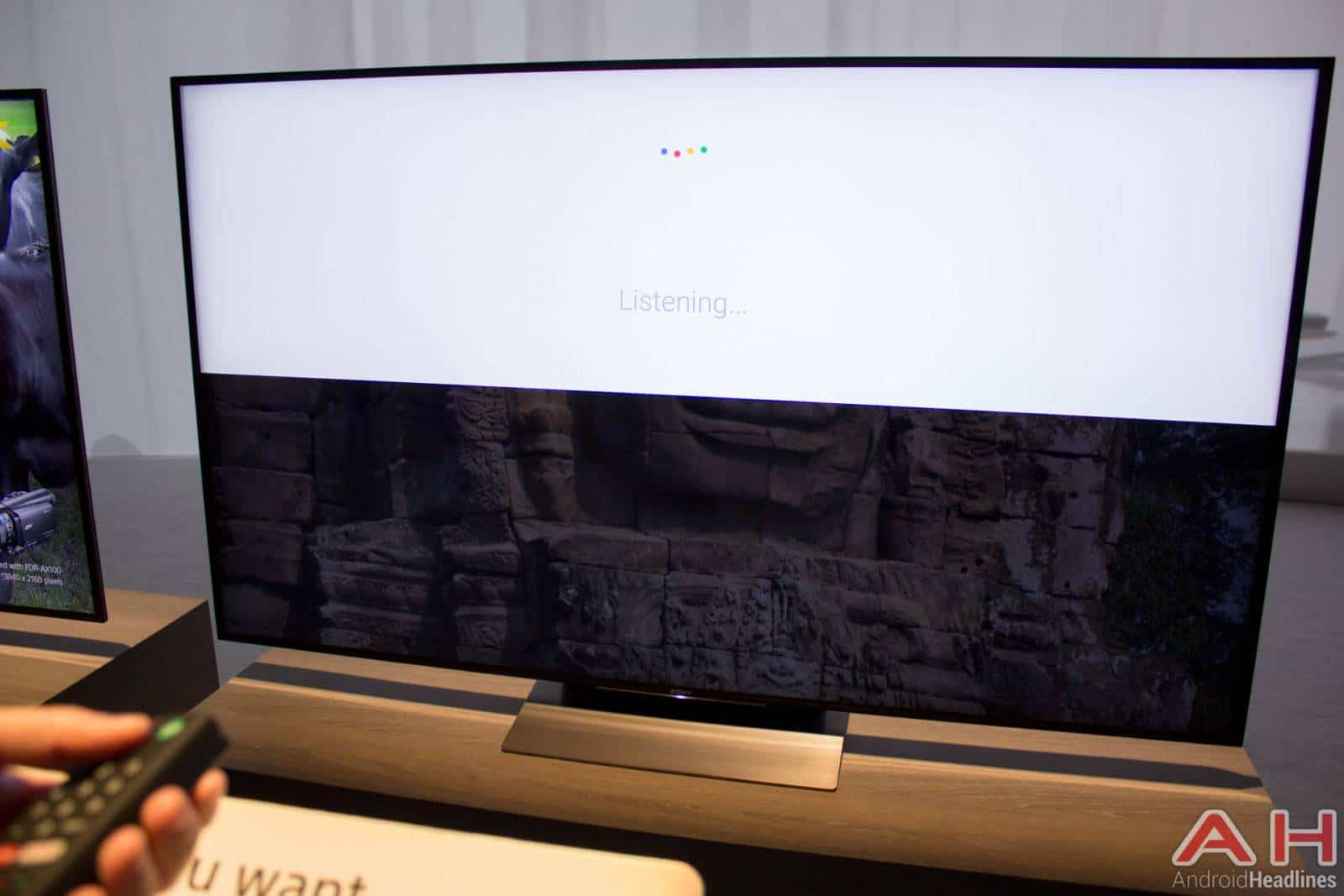 Sony Android TV CES 2016 AH 5