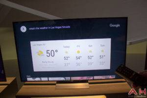 Sony Android TV CES 2016 AH 7
