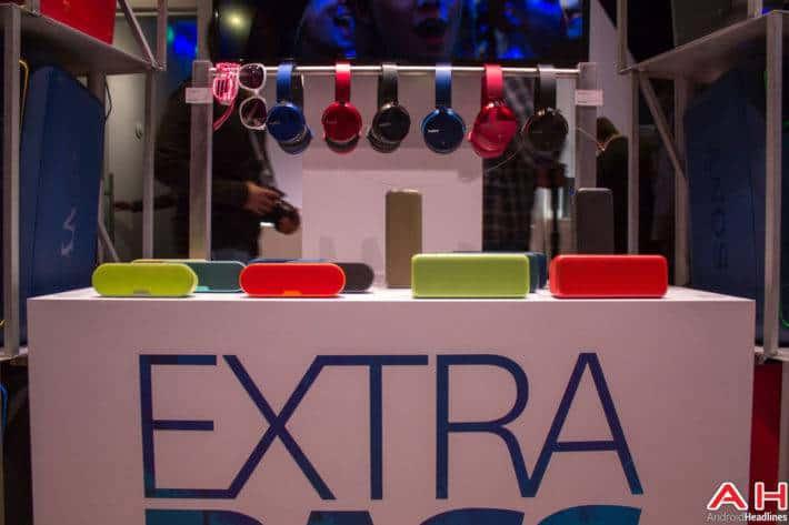 Sony Extra Bass Hands On AH 3