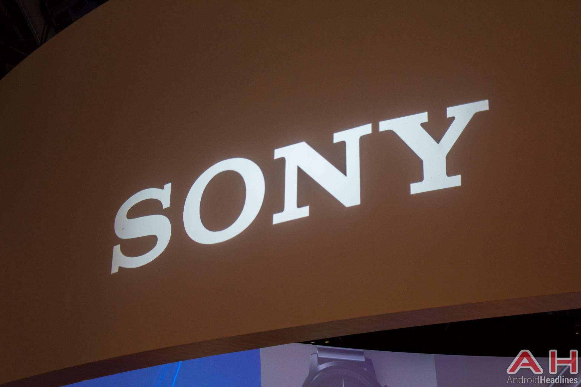 Sony Logo CES 2016 AH 1