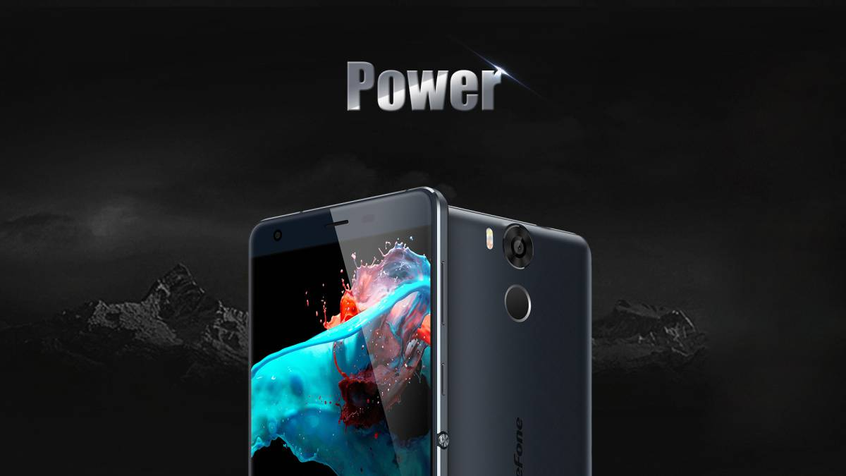 Ulefone Power GB 01