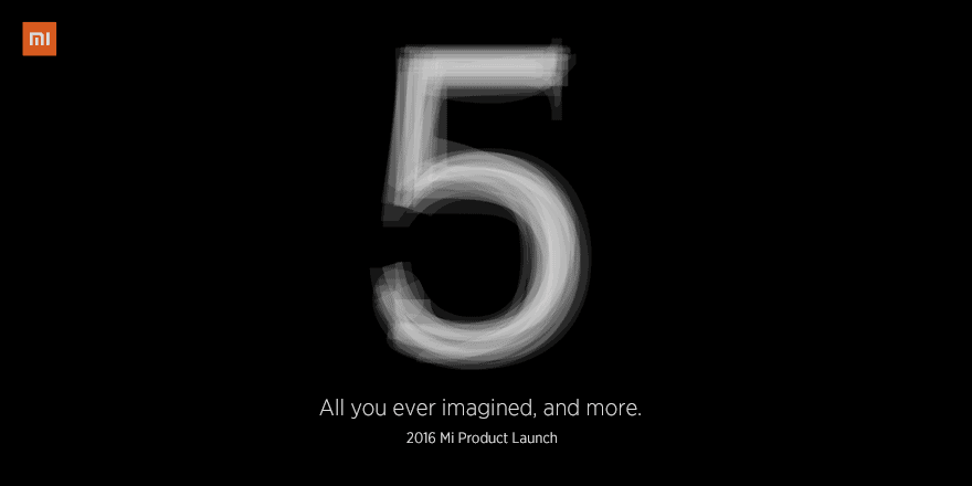 Xiaomi Mi 5 launch event announcement_1
