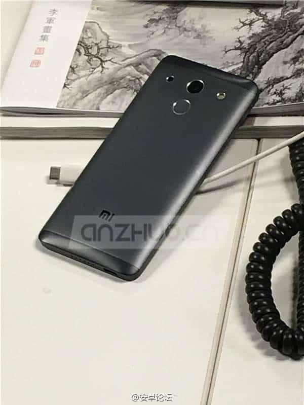 Xiaomi Mi 5 leak Black_1