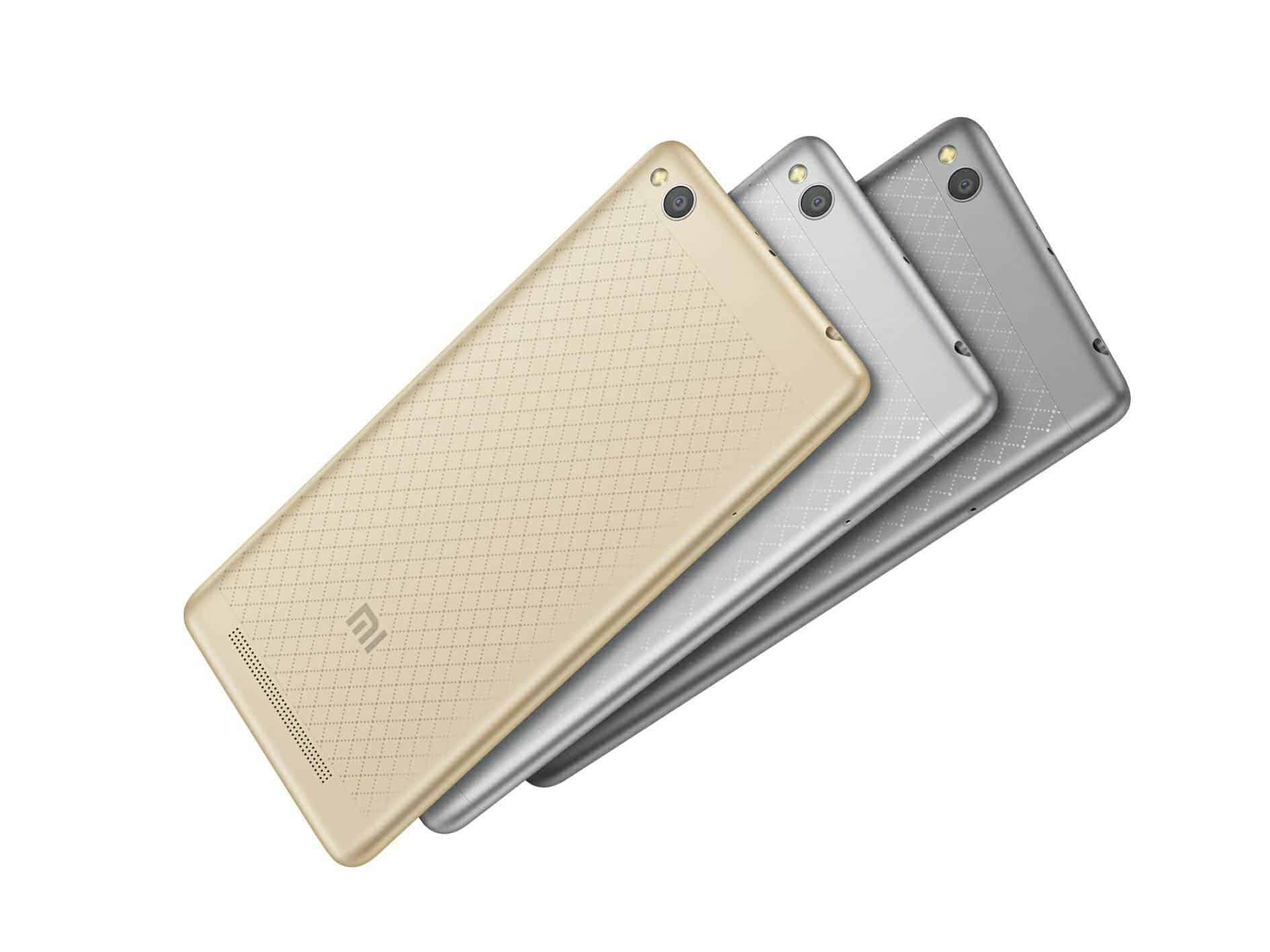 Xiaomi Redmi 3 2