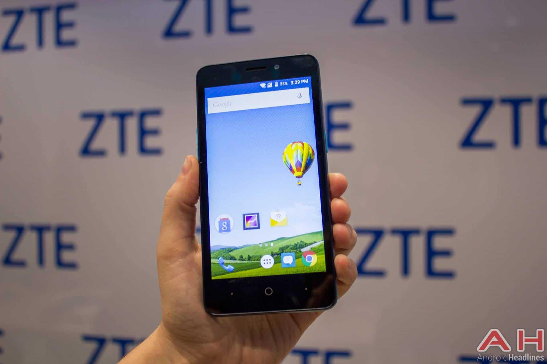 ZTE Avid Plus 1