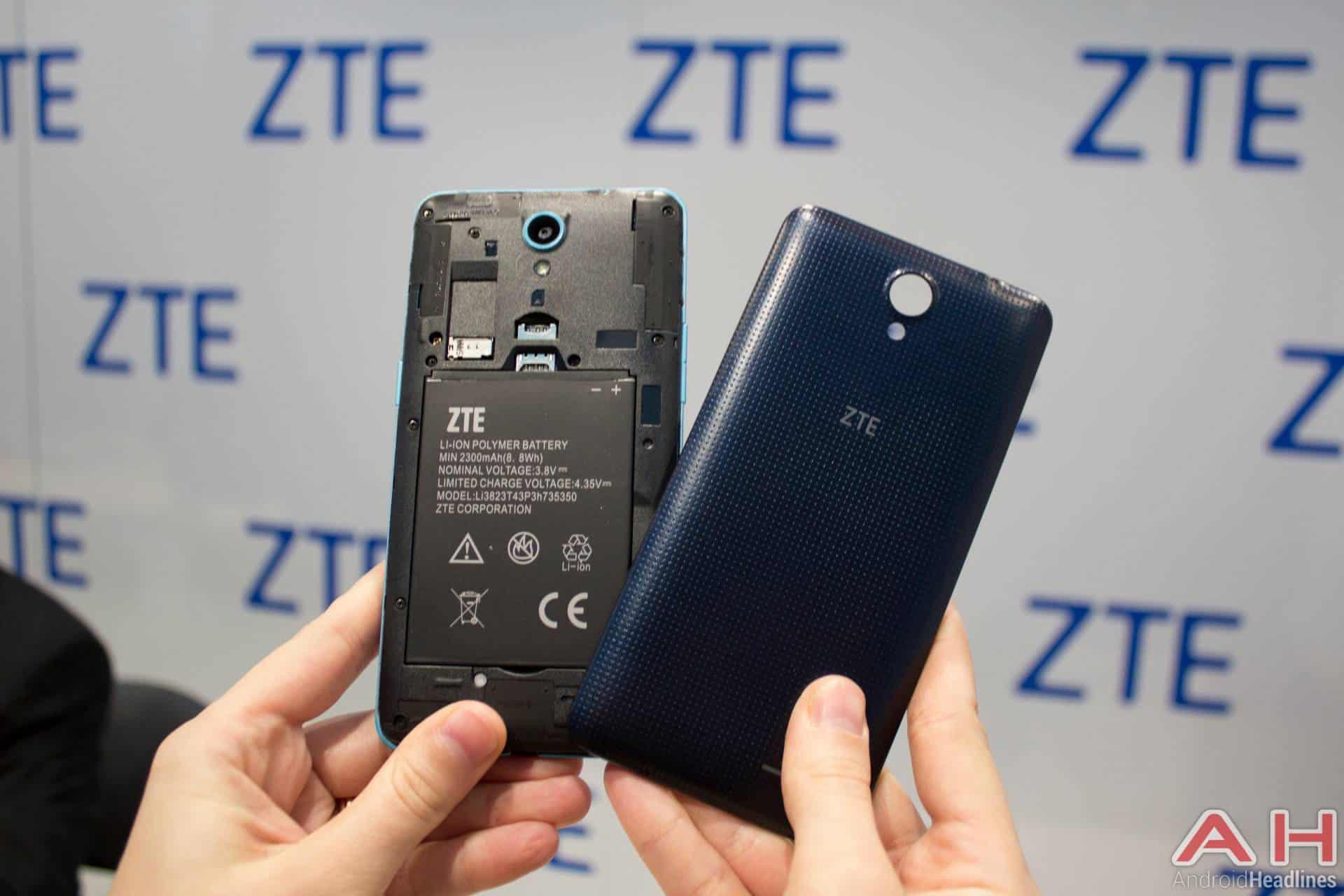 ZTE Avid Plus 7