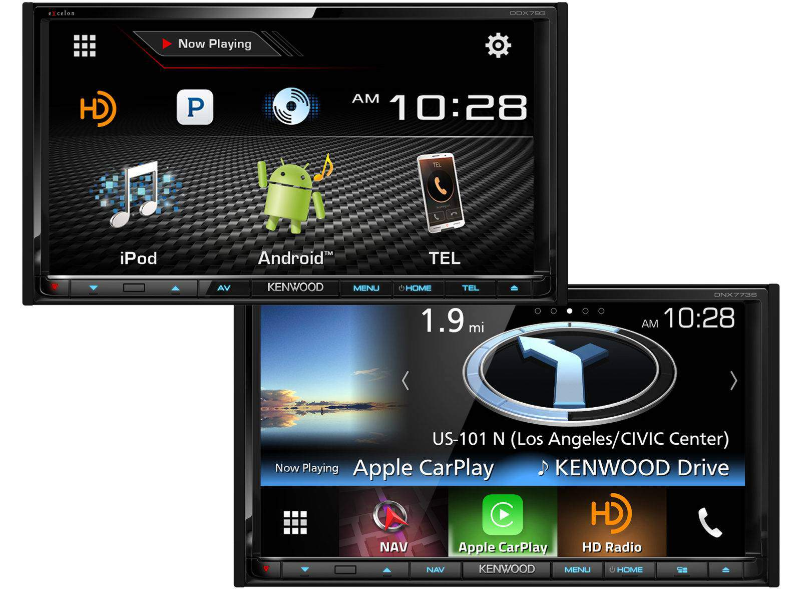 kenwood-android-auto