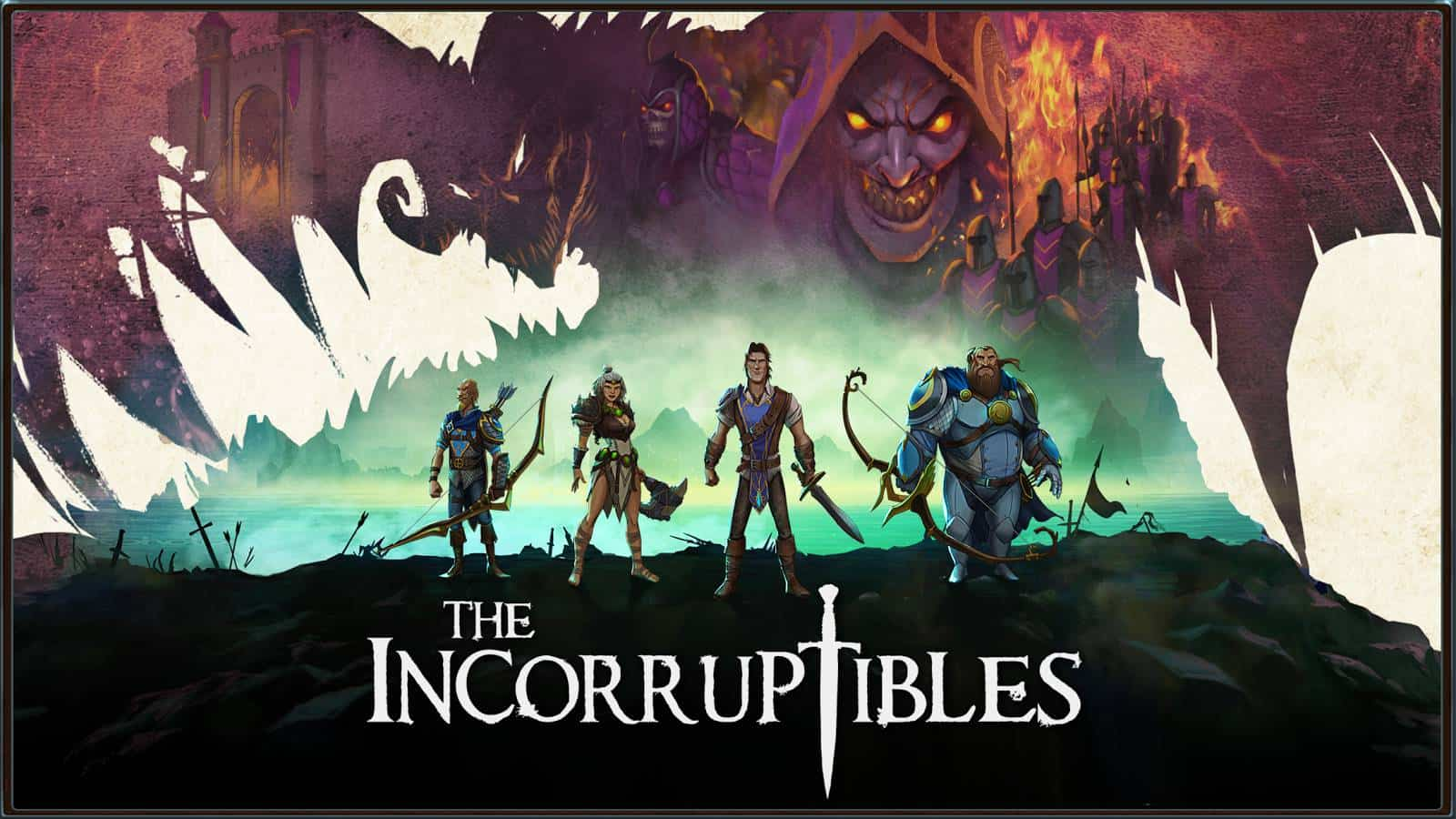 The Incorruptables