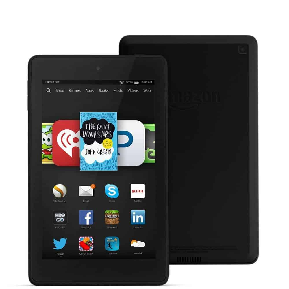 Fire HD 6 deal