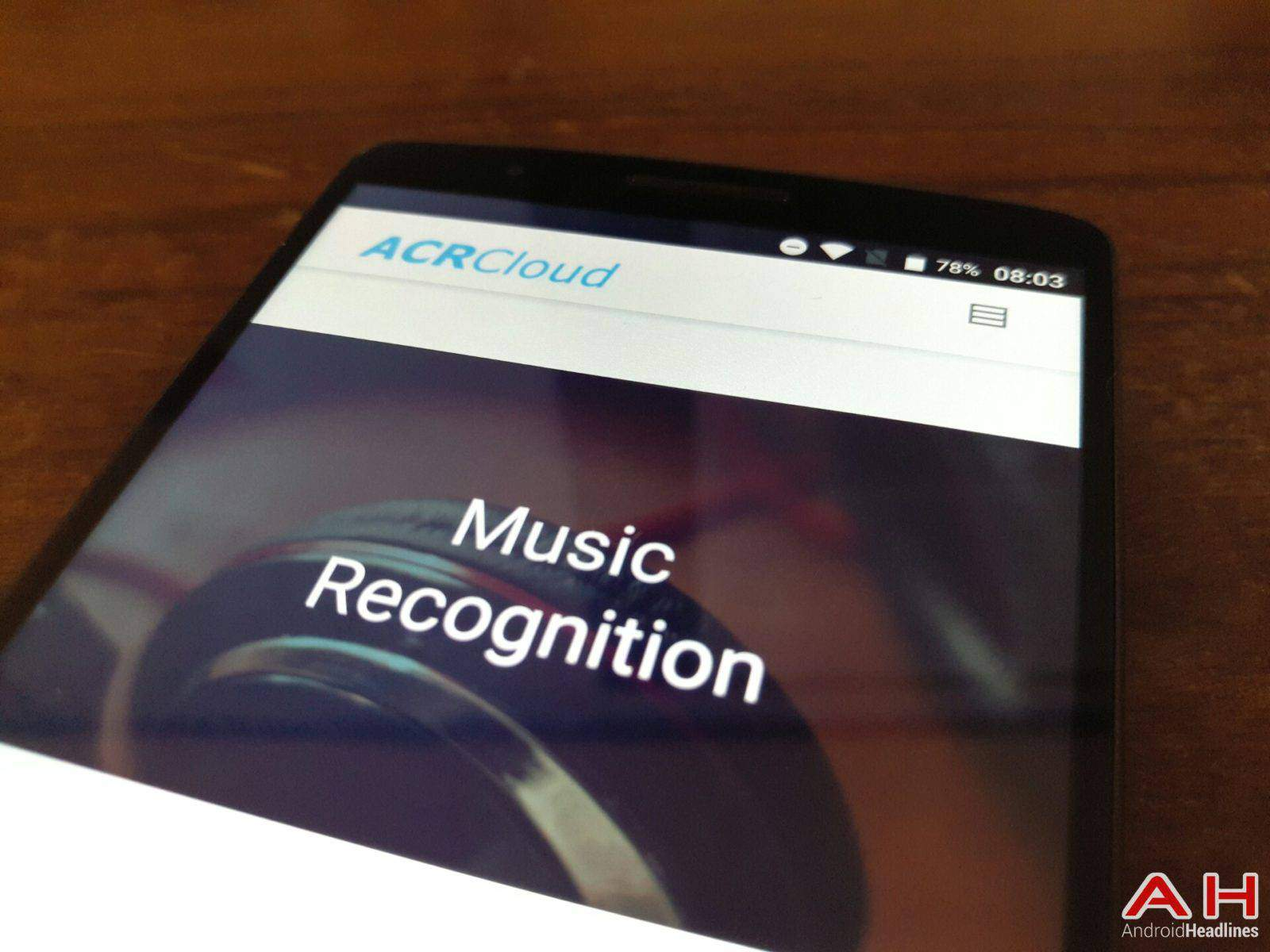 AH ACRCloud music recognition_1