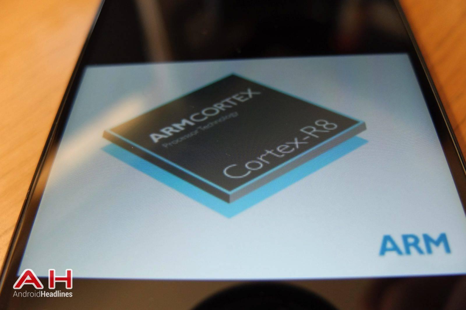 ARM Cortex-R8