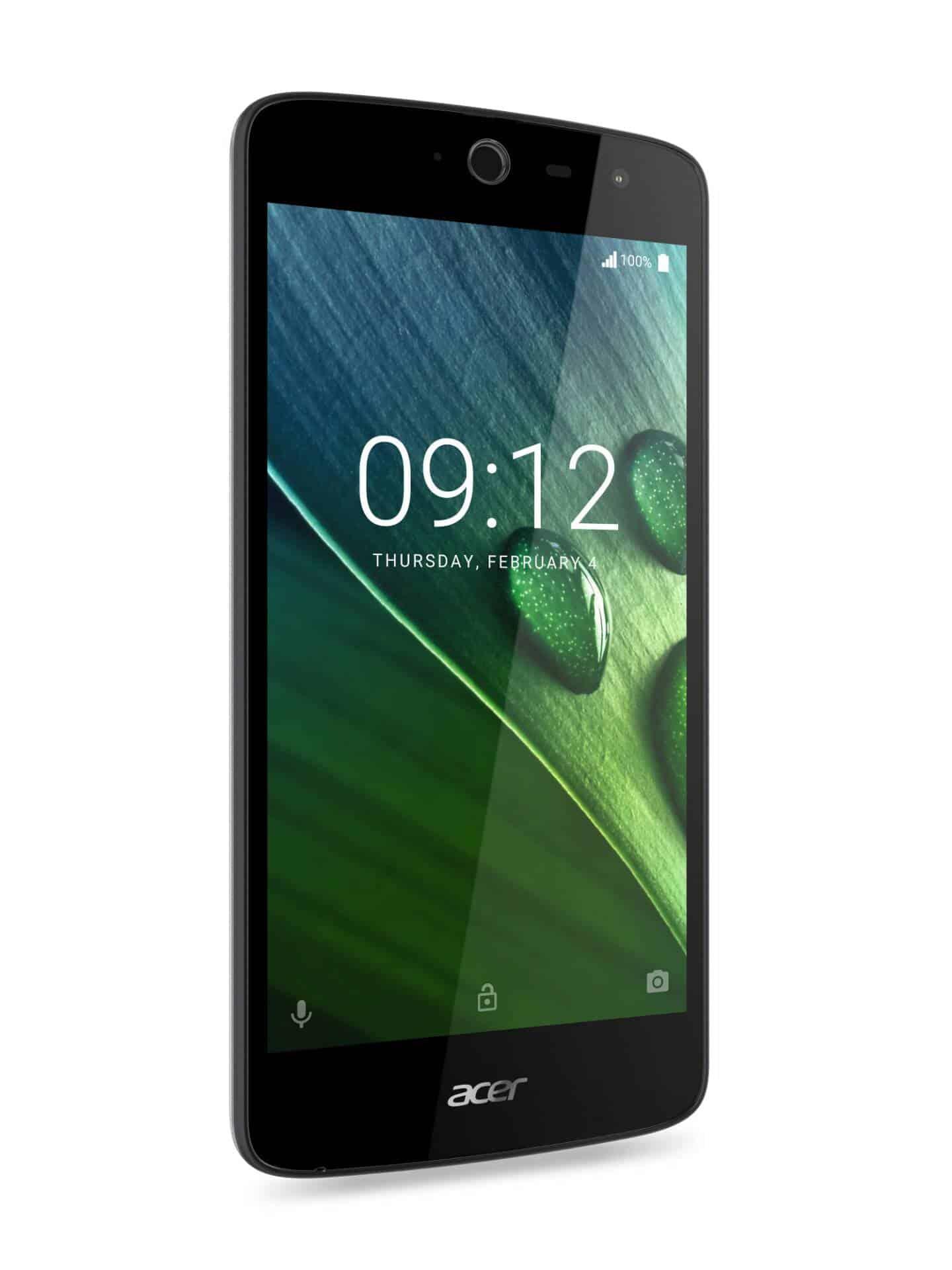 Acer Liquid Zest abs Zest 4G 17