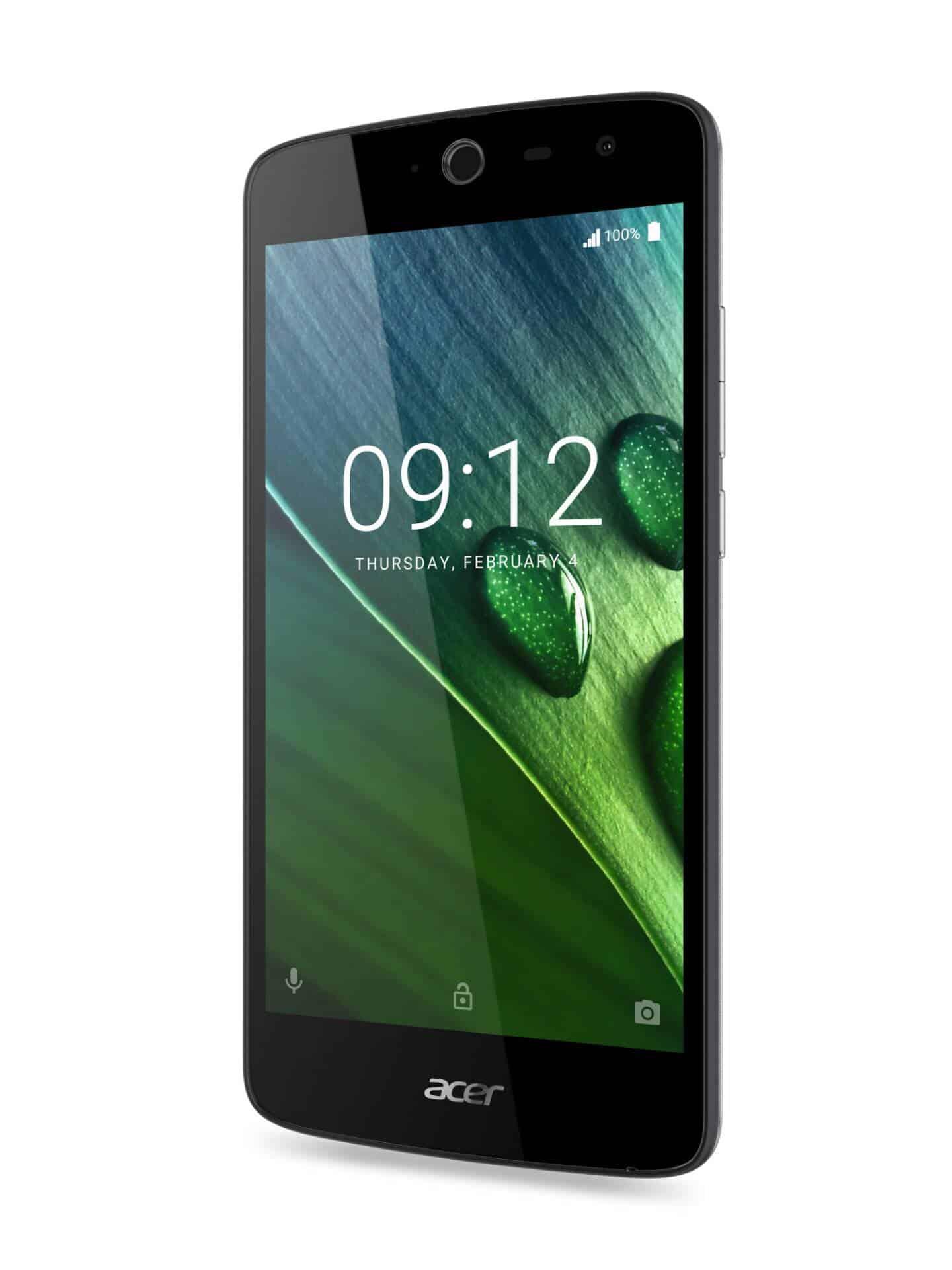 Acer Liquid Zest abs Zest 4G 18