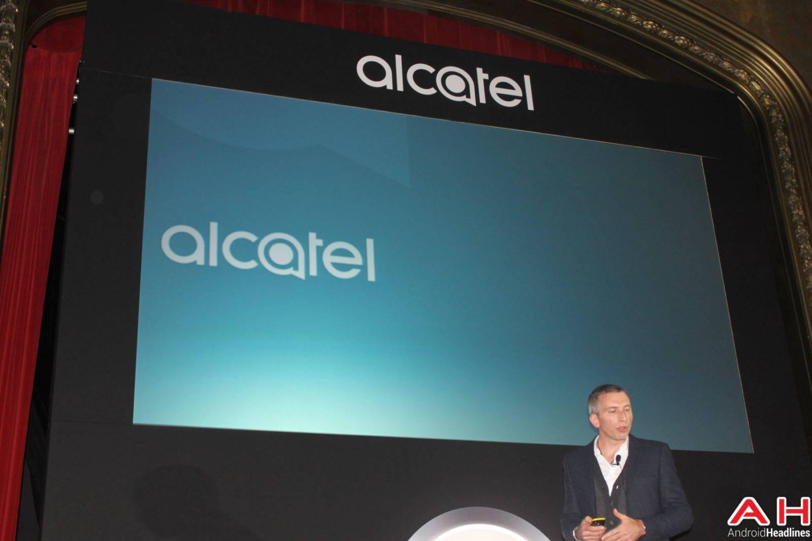 Alcatel New Logo AH-1